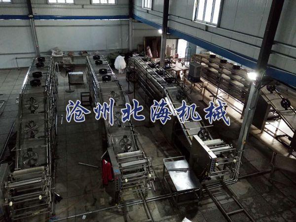 10吨泡磨煮生产线